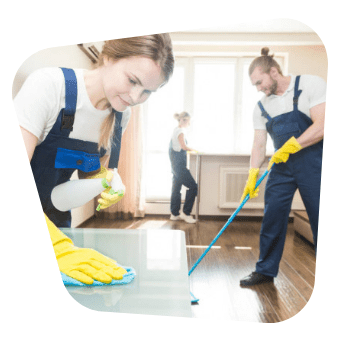 professional bond cleaning Spring hill
